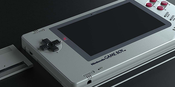 Gameboy 1up