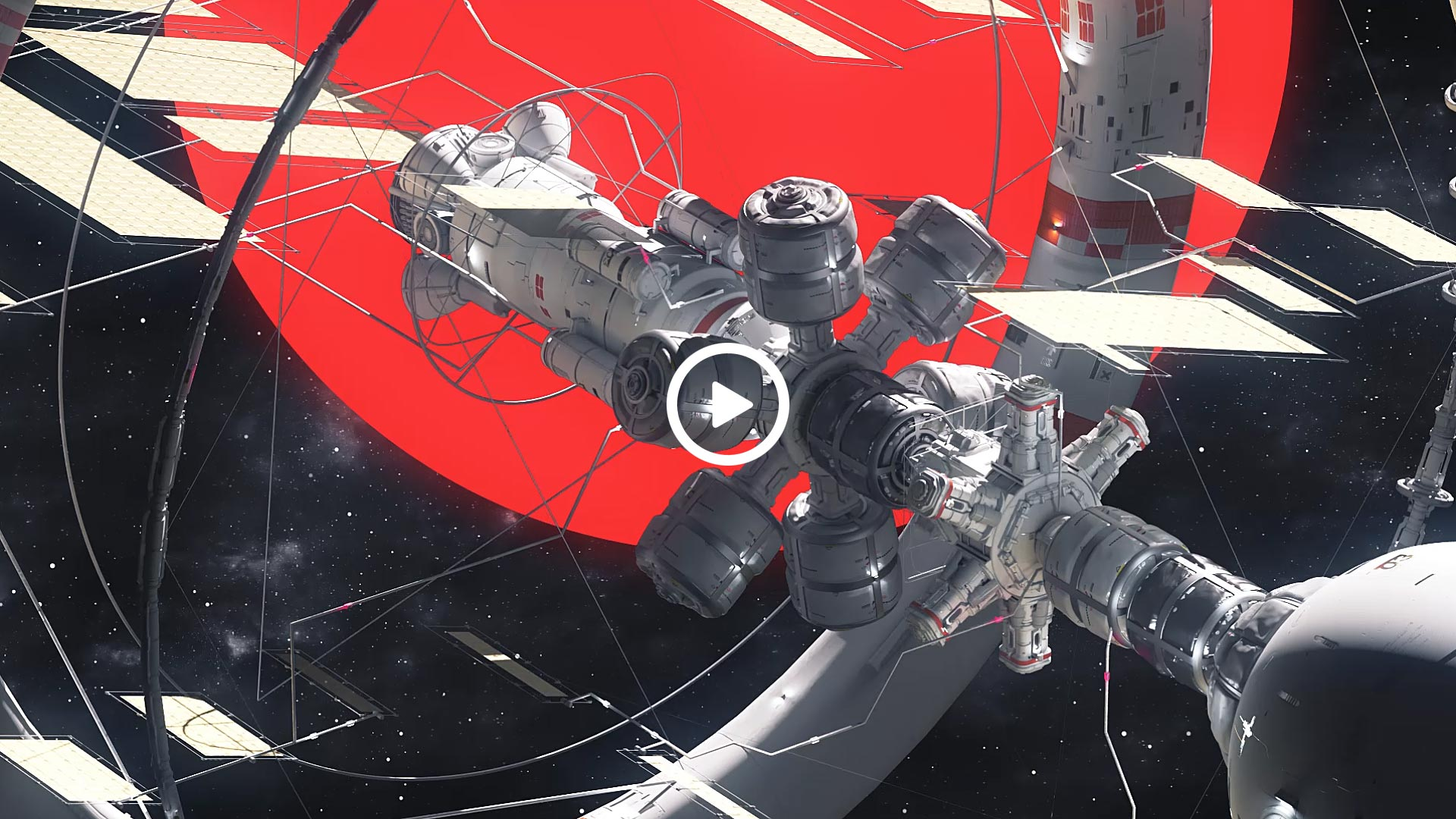 Florian Renner // Design, Animation, 3D Visualization