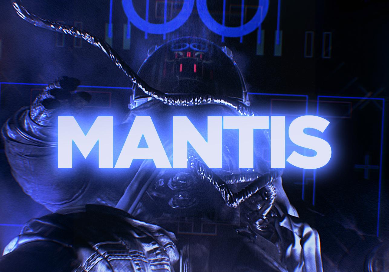 Mantis // Geometric Pattern Generator