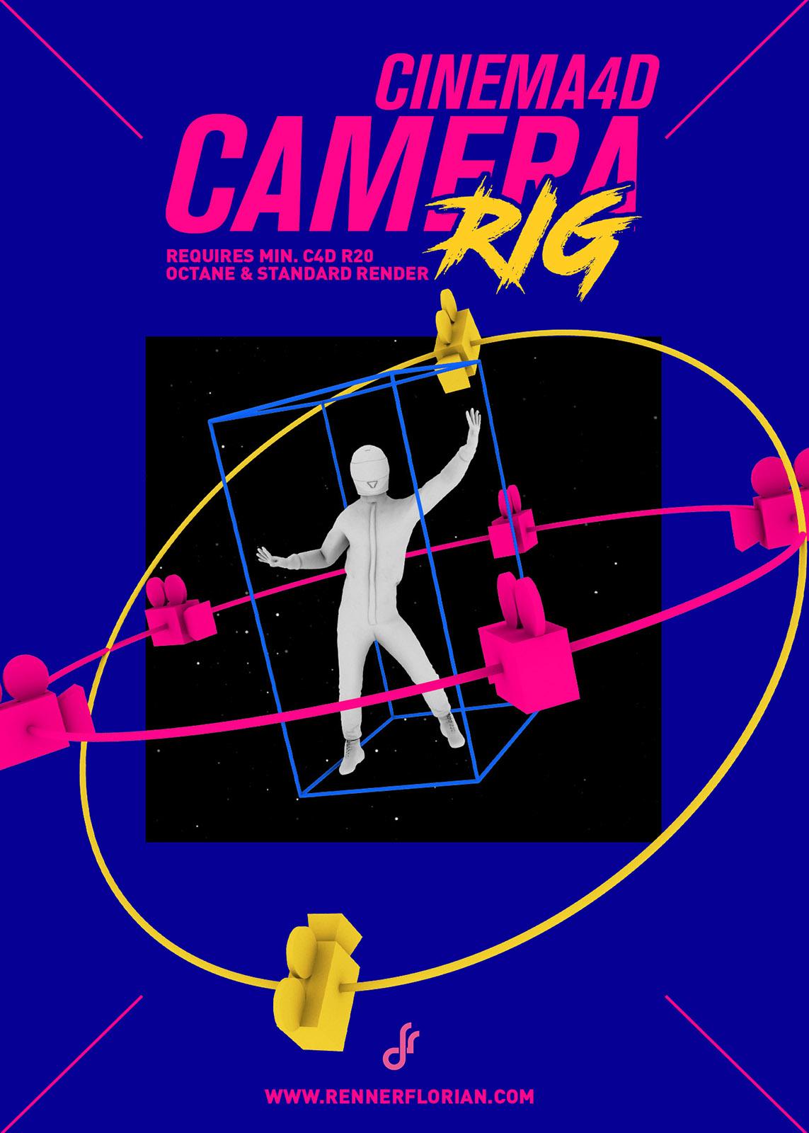 CameraRIG, Cinema 4D